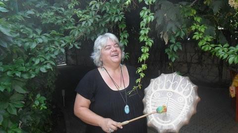 Barbara Gramlich - toba samanica
