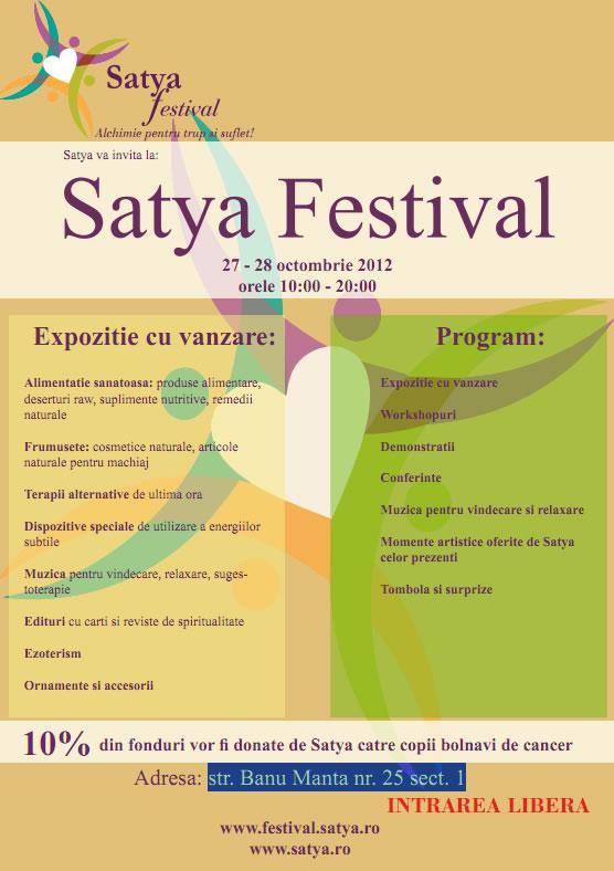 Festival Casa Satya