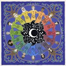 sister circle - art karen mackenzie