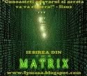 Iesirea din Matrix