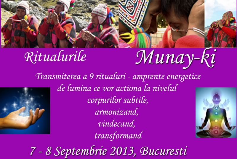 Feature image Munay-ki 7-8 septembrie