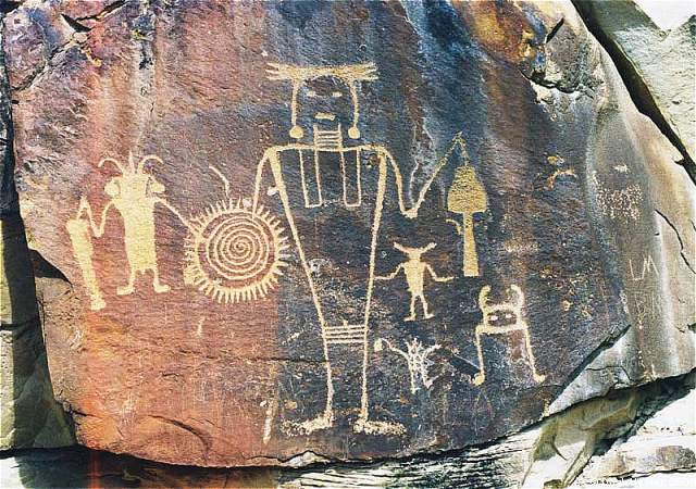 psychedelic-cave-paintings-ShamanFremontWarrior