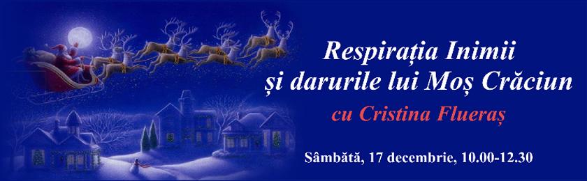 Respirația Inimii și darurile lui Moș Crăciun