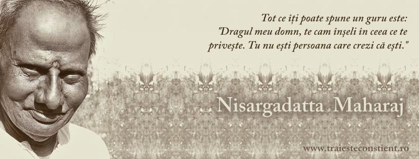 citate despre inselat Citat Nisargadatta Maharaj: Tot ce îţi poate spune un guru citate despre inselat